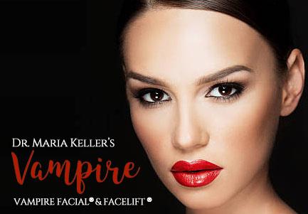 Dr. Maria Keller's Vampire Facial & Facelift